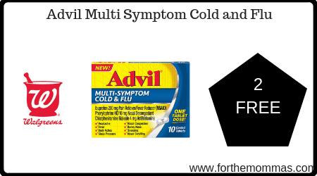 Advil Multi Symptom Cold and Flu