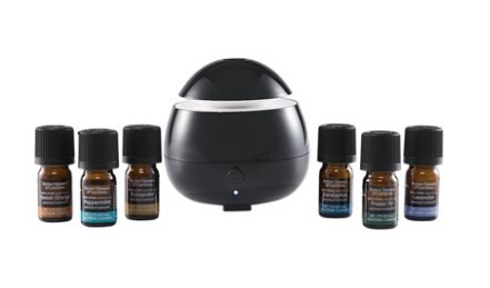 Walmart Better Homes And Gardens 7 Piece Essential Oil Diffuser 12