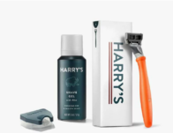 HARRY'S – Free Trial + Gift Sets {Just Pay Shipping}
