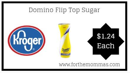 Kroger: Domino Sugar 2lb ONLY $1.69