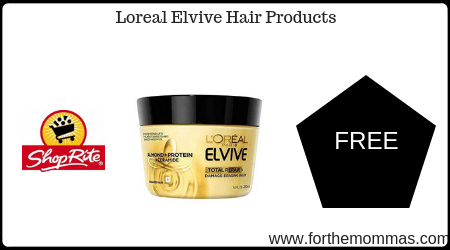 Loreal Elvive Hair Products