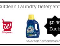Walgreens: OxiClean Laundry Detergent ONLY $0.99 Starting 3/17