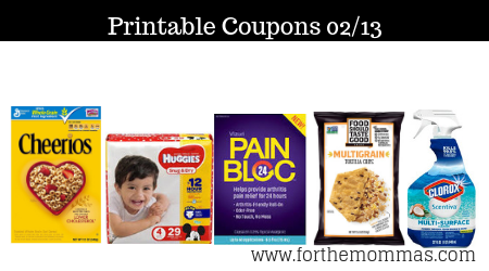 image about General Mills Coupons Printable identify Printable Discount coupons Roundup 02/13: Help you save Upon Gerber, Overall