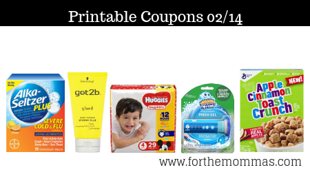 graphic relating to Printable Schwarzkopf Coupons named Printable Coupon codes Roundup 02/14: Preserve Upon Jif, Alka-Seltzer
