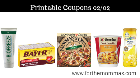 image relating to Biofreeze Coupons Printable titled Printable Discount codes Roundup 02/02: Help you save Upon Gerber, Truvia