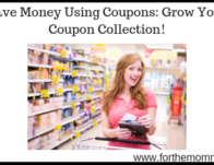 Grow Your Coupon Collection!