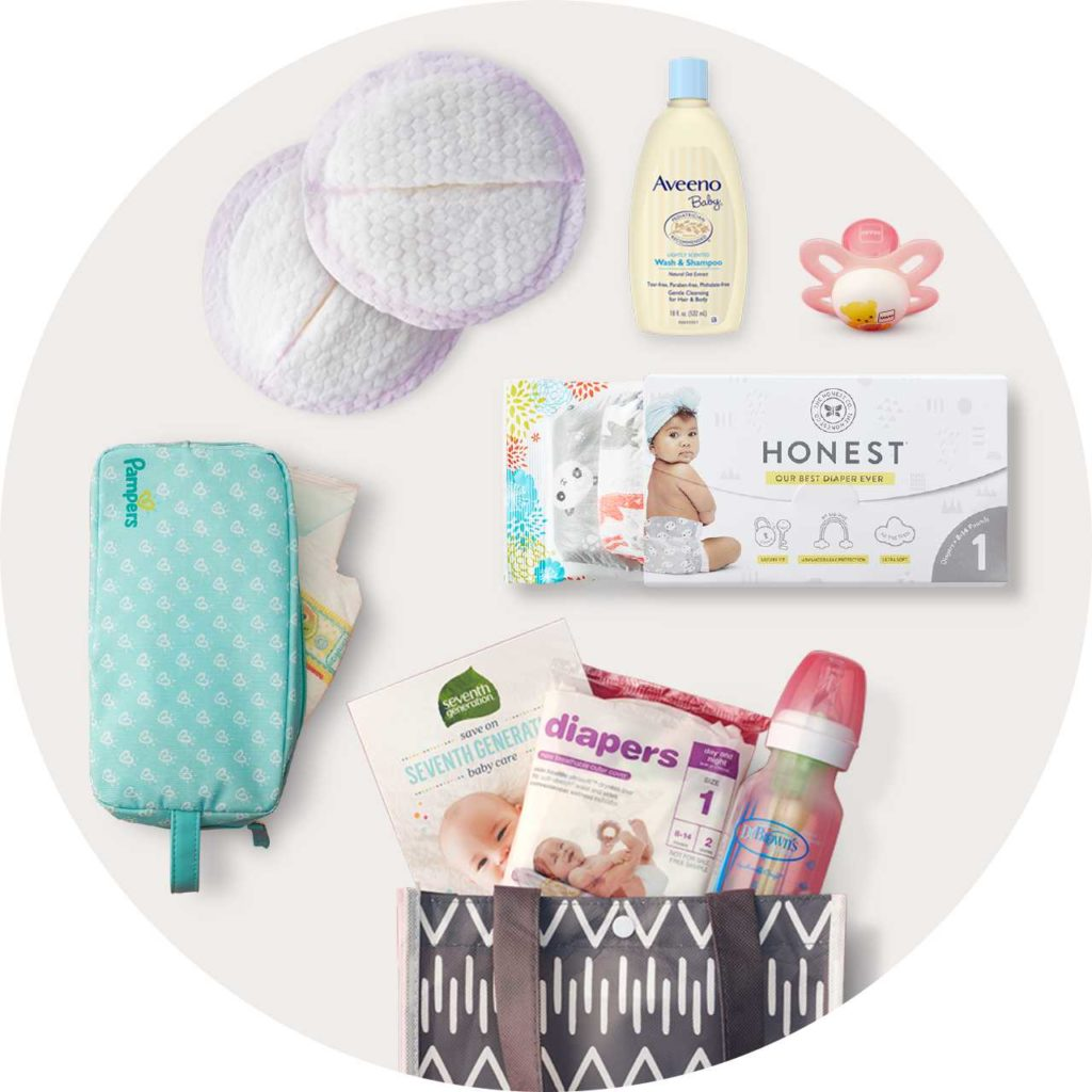 Target Baby Registry - Free Welcome Kit In-Stores