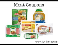 Meat Coupons 03/11: PERDUE, COLEMAN, Land O'Frost and More
