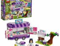 LEGO Friends Emma's Art Stand Building Set ONLY $12.99 {Reg $20}