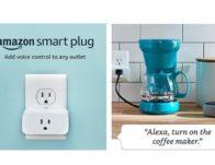 Amazon Smart Plug, Works with Alexa $24.99