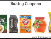 Baking Coupons | Save Up To $27.00