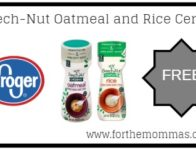 Better than FREE Beech-Nut Oatmeal and Rice Cereal