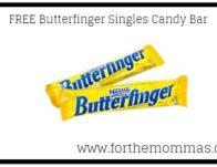 Kroger Freebie Friday: FREE Butterfinger Singles Candy Bar