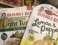 FREE Bumble Bee Light Tuna Or Seasoned Pouch Thru 4/4!