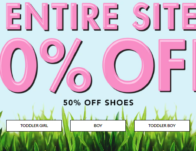 The Children's Place Easter Apparel : 60% Off + Free Shipping