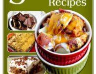 Free 5-Ingredient Recipes Kindle eBook