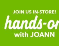 Free Build & Create with LEGO Event at Joann
