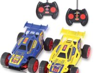 Kidzlane Remote Control Racing Cars ONLY $19.99 (Reg. $40)