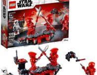 LEGO Star Wars: The Last Jedi Elite Praetorian Guard Battle Pack Building Kit $11.99 {Reg $15}