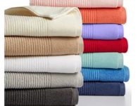 Martha Stewart Quick-Dry Reversible Towels From $2.99