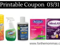 Newest Printable Coupons 03/31: Save On Excedrin, Cottonelle, Scott, Speed Stick & More