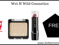 Walgreens: Free Wet N Wild Cosmetics Starting 3/24!