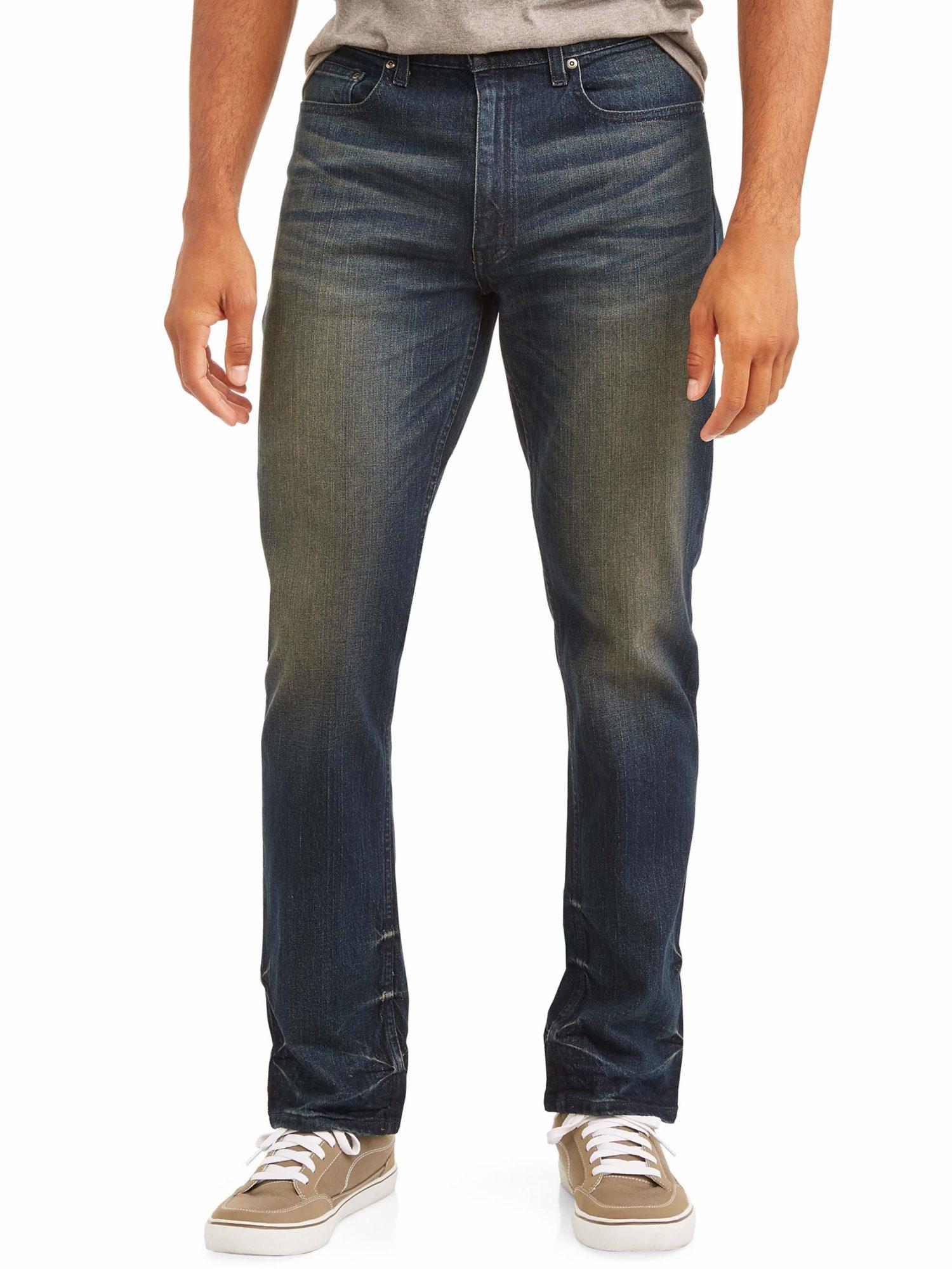 Walmart: George Men's Athletic-Fit Jeans $11