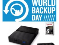 World Backup Day: Storage Devices As Low As $9.49