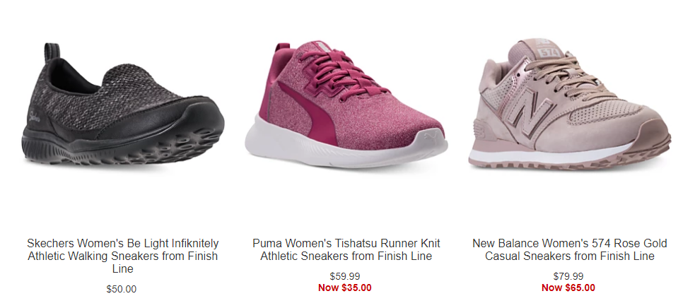 Macy's: Women's Shoes up to 75% Off FTM