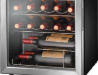 Insignia™ – 14-Bottle Wine Cooler ONLY $89.99 (Reg $130)