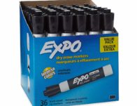 Expo Dry Erase Markers 36-Count ONLY $16.06 (Reg. $33)