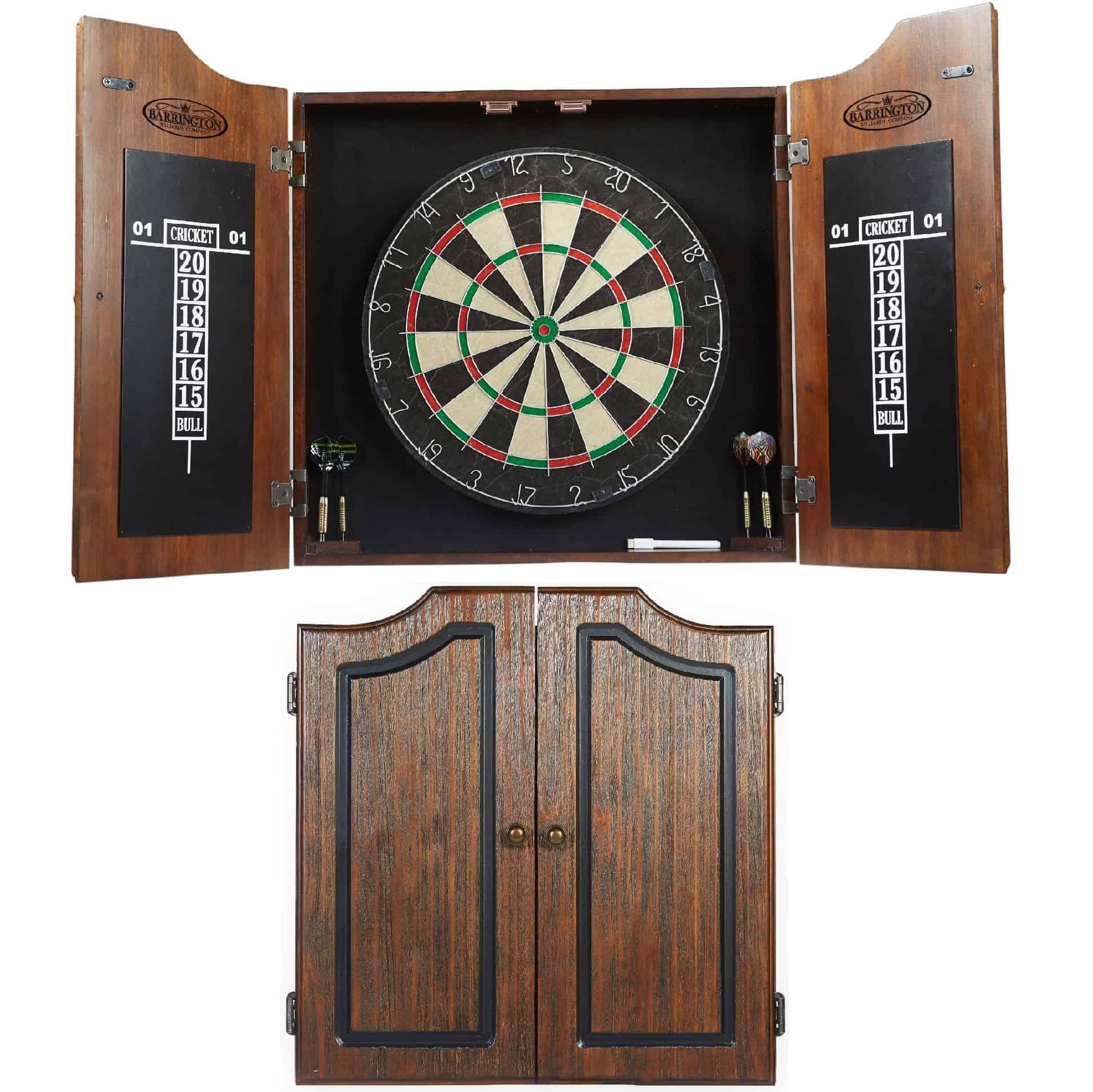 Barrington Premium Bristle Dartboard Cabinet Only 89 99 Ftm
