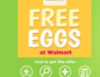 Free Eggs at Walmart