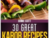 Free 30 Great Kabob Recipes Kindle Edition