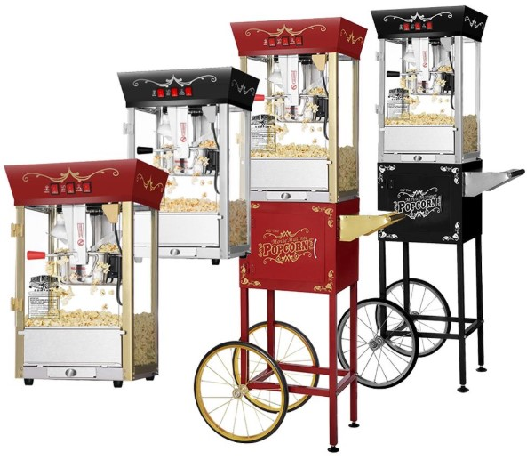 Great Northern Popcorn Black Antique Style Popcorn Popper Machine $93.96 {Reg $161.32}