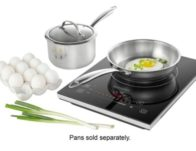 Insignia™ – 11.4″ Electric Induction Cooktop $29.99 {Reg $79.99}