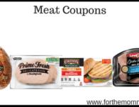 Meat Coupons 06/17: Farm Rich, Perdue, Premio & More