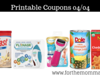 Newest Printable Coupons 04/04: Save On Seattle's, Flonase, Pedi Perfect & More