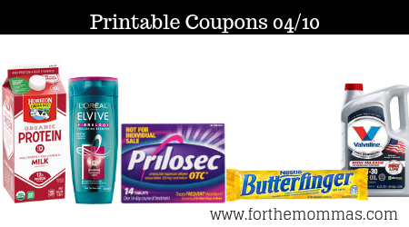 graphic about Clorox Printable Coupons identified as Most up-to-date Printable Coupon codes 04/10: Conserve Upon Horizon, Prilosec