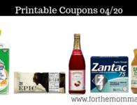 Printable Coupons Roundup 04/20: Save On Santa Cruz, Scrubbing Bubbles, göt2b & More