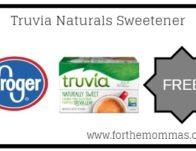 Kroger: FREE Truvia Naturals Sweetener