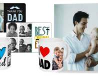 Free Father's Day Photo Gifts