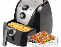 Secura Electric Hot Air Fryer Extra Large Capacity Air Fryer ONLY $74.99