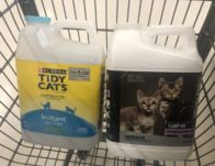 Giant: Tidy Cats & Companion Brand Cat Litter 20 lbs JUST $3.00 Each Thru 5/16!