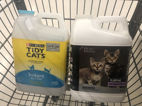 graphic regarding Tidy Cat Printable 3.00 Coupon known as Large: Tidy Cats Husband or wife Brand name Cat Muddle 20 lbs . Simply