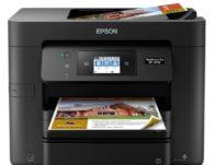 Epson – WorkForce Pro Wireless All-In-One Printer $99.99 {Reg $199.99}