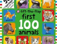 First 100 Animals Lift-the-Flap Board Book $5.26 {Reg $9.99}</body></html>