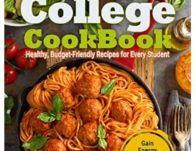 Healthy, Budget-Friendly Recipes for Every Student Kindle Edition