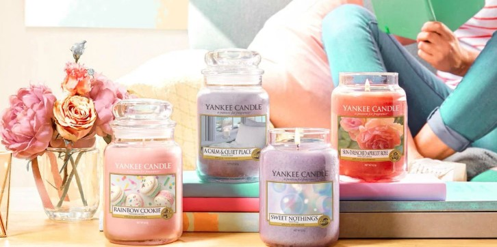 Medium Candles ONLY $8.00 at Yankee Candle