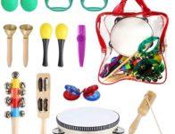 Musical Instrument Toy Set $18.19 {Reg $37}